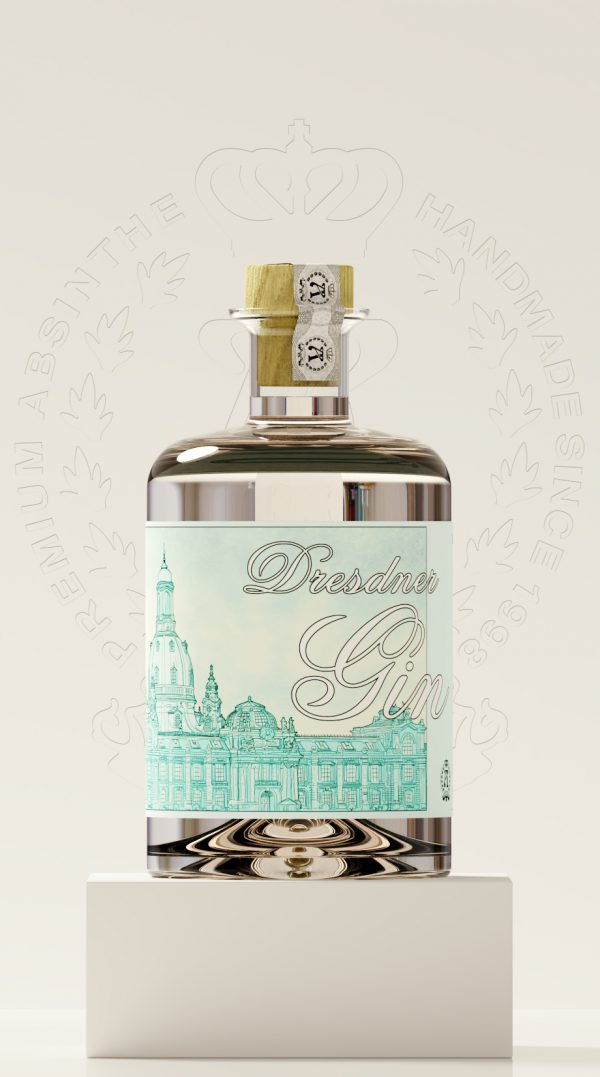 Gin aus Dresden: Dresdner Gin