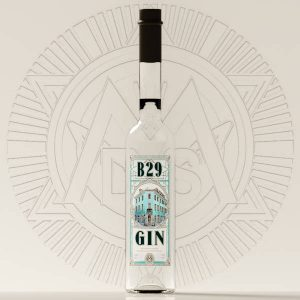Gin aus Dresden: Dresdner Gin B29 thumb