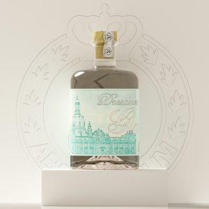 Gin aus Dresden: Dresdner Gin mit Veilchen