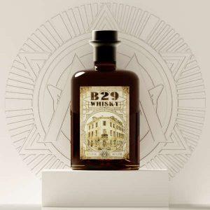 Whisky aus Dresden: Dresdner Whisky B29